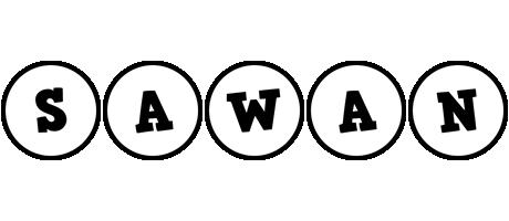 Sawan handy logo