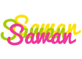 Sawan sweets logo