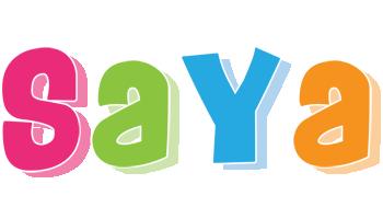 Saya friday logo