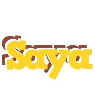 Saya hotcup logo