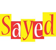 Sayed errors logo