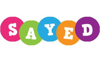 Sayed friends logo