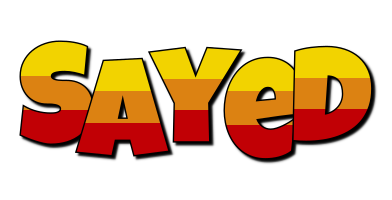 Sayed jungle logo