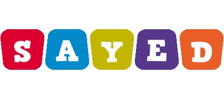 Sayed kiddo logo