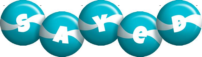 Sayed messi logo