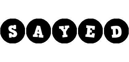 Sayed tools logo