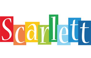 Scarlett colors logo