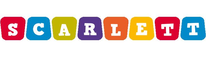 Scarlett daycare logo