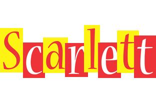 Scarlett errors logo