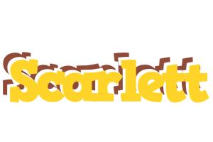 Scarlett hotcup logo