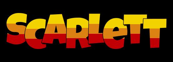 Scarlett jungle logo