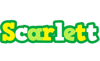Scarlett soccer logo