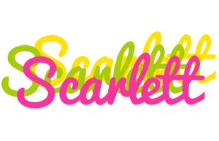 Scarlett sweets logo