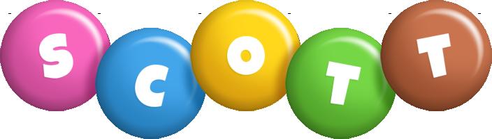 Scott candy logo