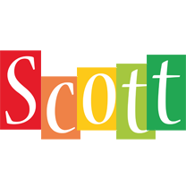 Scott colors logo