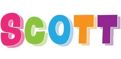 Scott friday logo