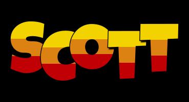 Scott jungle logo