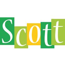 Scott lemonade logo