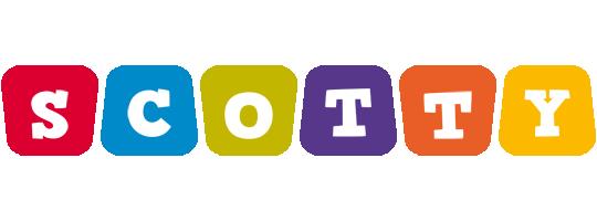 Scotty daycare logo