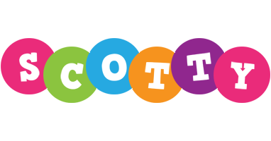 Scotty friends logo