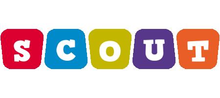 Scout daycare logo