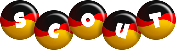 Scout german logo