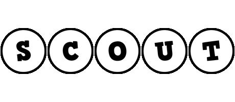 Scout handy logo