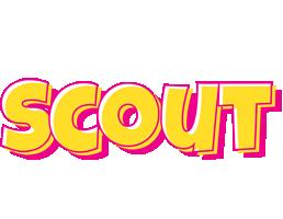 Scout kaboom logo