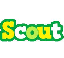 Scout soccer logo