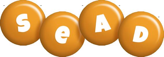 Sead candy-orange logo