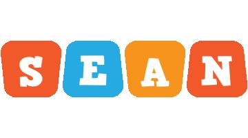 Sean comics logo