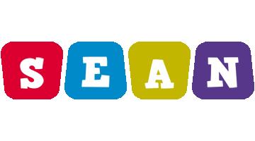 Sean daycare logo