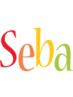 Seba birthday logo