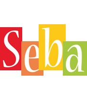 Seba colors logo