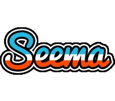 Seema america logo