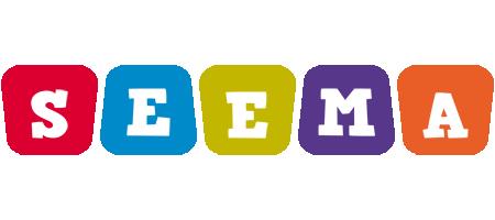 Seema daycare logo