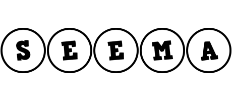 Seema handy logo