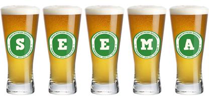 Seema lager logo