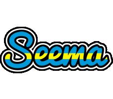 Seema sweden logo