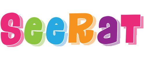 Seerat friday logo