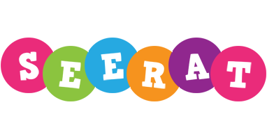 Seerat friends logo