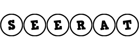 Seerat handy logo