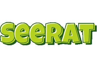 Seerat summer logo