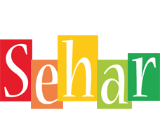 Sehar colors logo