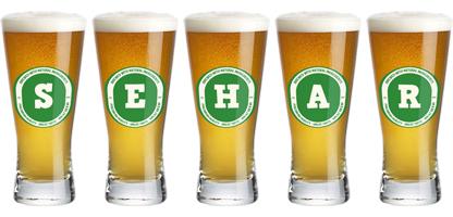 Sehar lager logo