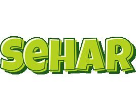 Sehar summer logo