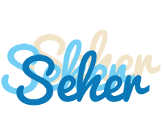 Seher breeze logo