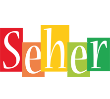 Seher colors logo
