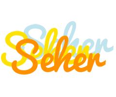 Seher energy logo