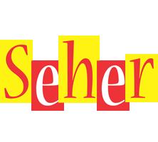 Seher errors logo